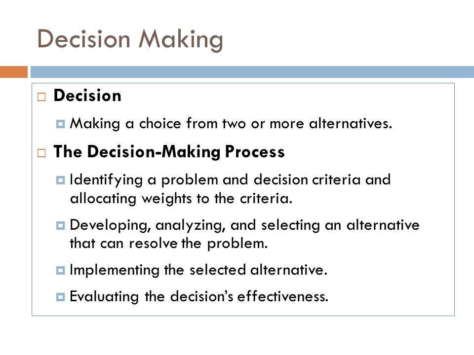 decision making process for university choice College choice literature review the decision making process is complex and  level in high school to make solid decisions about which college or university to.