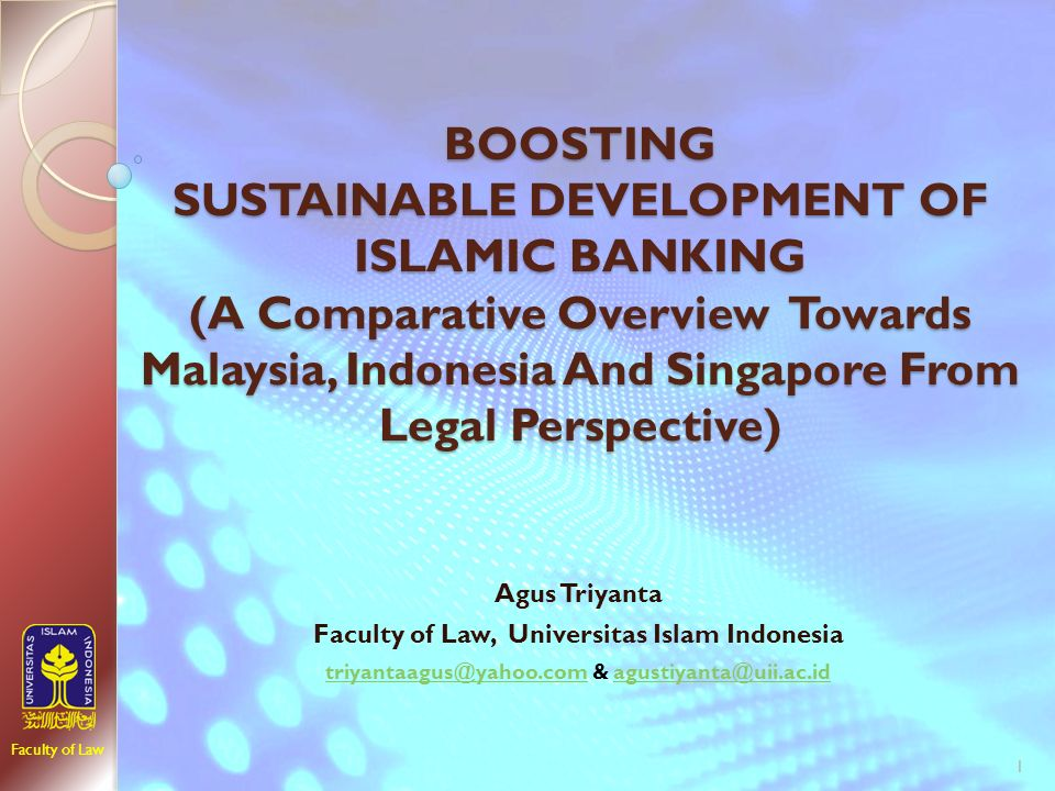 Boosting sustainable development of islamic banking a comparative boosting sustainable development of islamic banking a comparative overview towards malaysia indonesia and singapore malvernweather Gallery