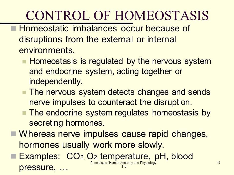 homeostasis imbalances Overview of acid-base balance - explore from the merck manuals - medical consumer version.