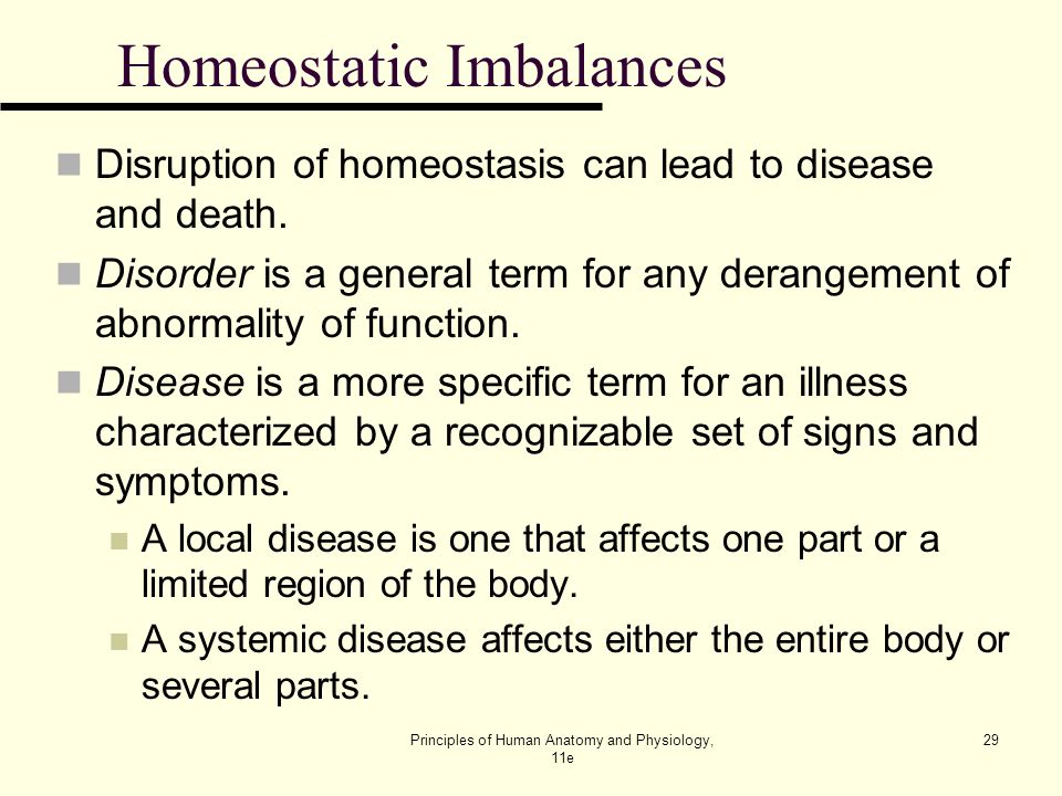 Anatomy chapter 3 homeostatic imbalances Research paper Service ...