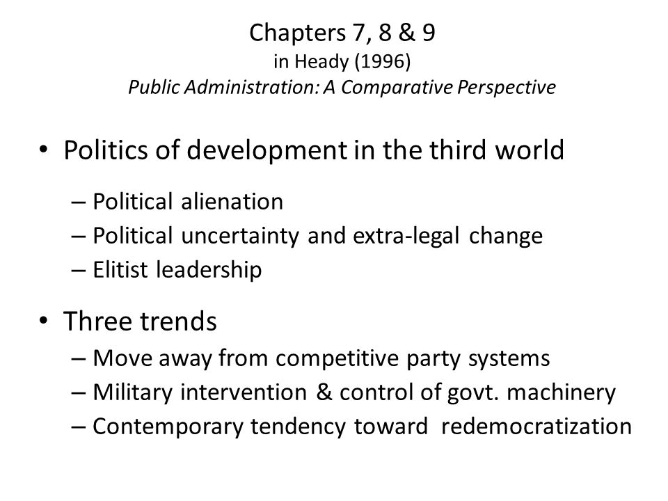 huntington theory on military intervention in politics Lecture 3: general issues ii week iii the military is prone to intervention in politics major figures in civil-military relations theory: huntington's.