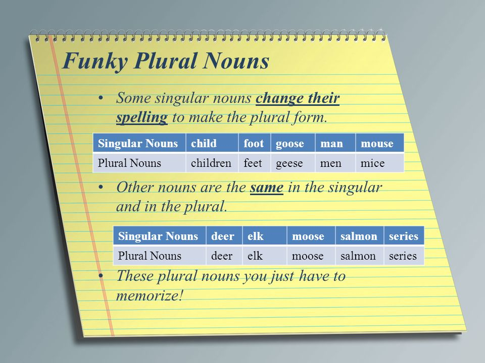 Nouns Proper Nouns Common Nouns Concrete Nouns Abstract Nouns ...