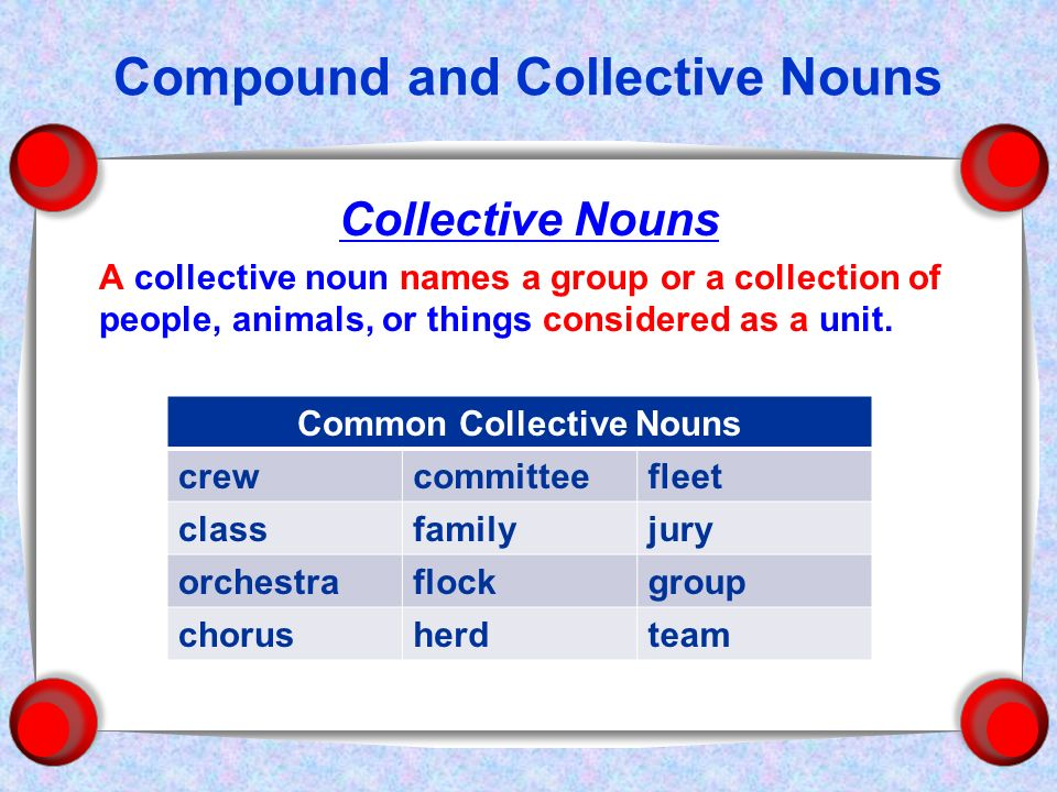 100 examples of collective nouns pdf