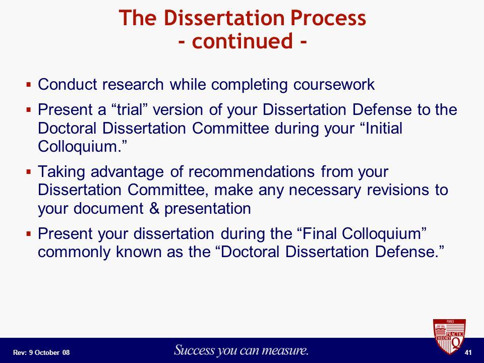 dissertation defence process University of chicago essay questions dissertation defence process dissertation analysis of data aide a la dissertation en franais.