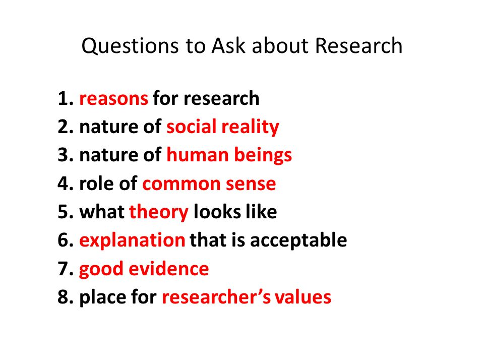 good questions to ask about research papers Questions they might ask you because committees will usually ask you specific questions about that paper or the standard teaching or research questions.