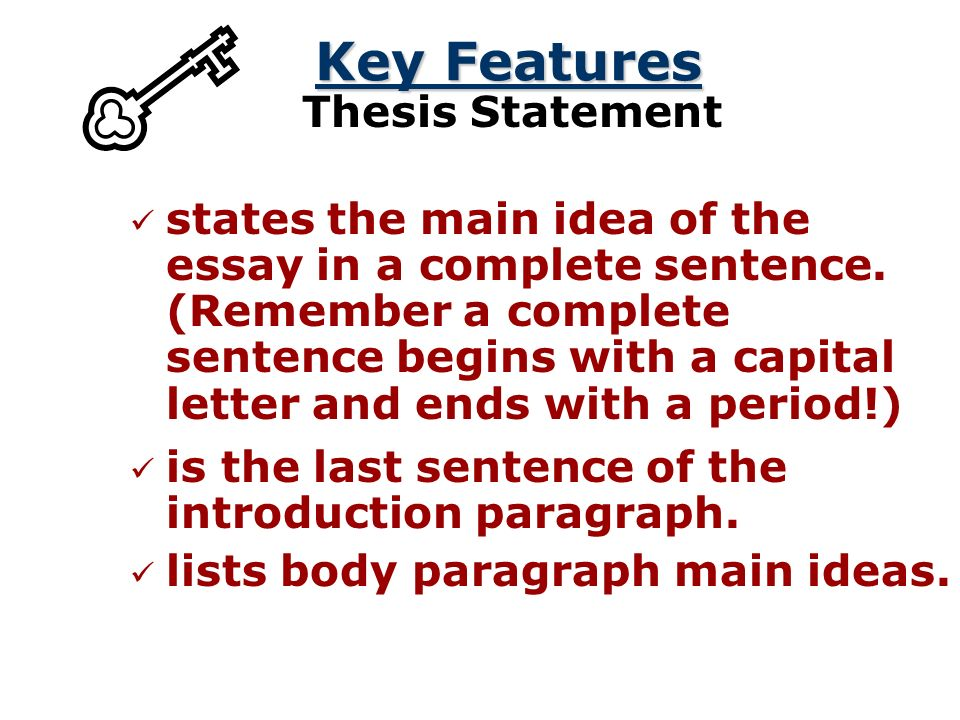 thesis main body last Instructions and guidelines for formatting a  following and supporting the main body or text of the thesis or  resume as the last page(s) of the thesis or.
