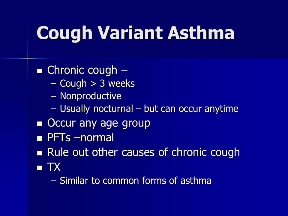 Asthma Treat Naturally