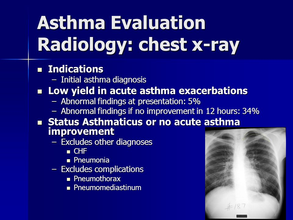 asthma in acute exsacerbation Asthma affects people in their different stages in life, yet it can be avoided and treated asthma is a chronic inflammatory disease of the airways that causes airway hyperresponsiveness, mucosal edema, and mucus production inflammation ultimately leads to recurrent episodes of asthma symptoms.