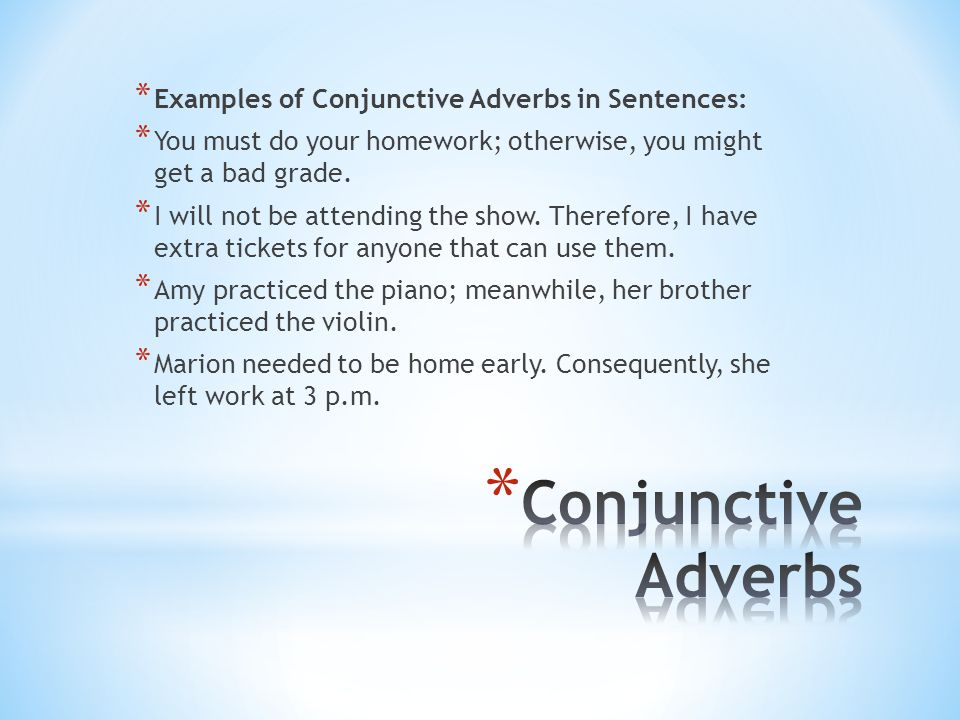 Sentence Adverb Example Image Collections Example Cover Letter For