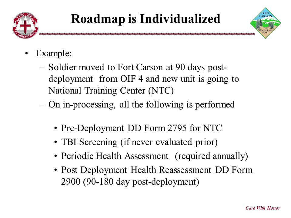 Soldier Readiness Processing Occupational Health Care - ppt download