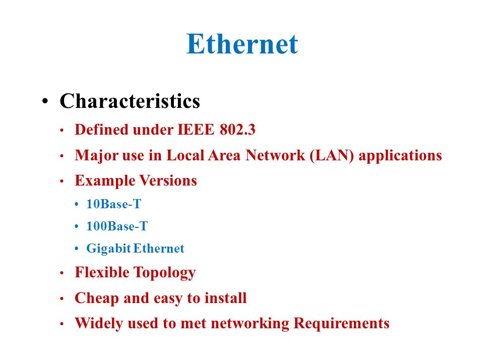 Telecommunications and the information age et108b lm 8 for Ieee definition