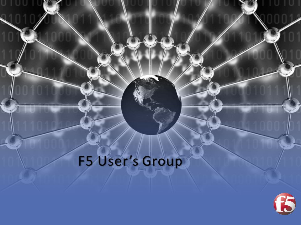 F5 User's Group