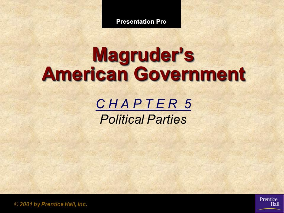 magruder s american government ppt video online download rh slideplayer com Prentice Hall American Government PowerPoints Magruder's American Government Textbook