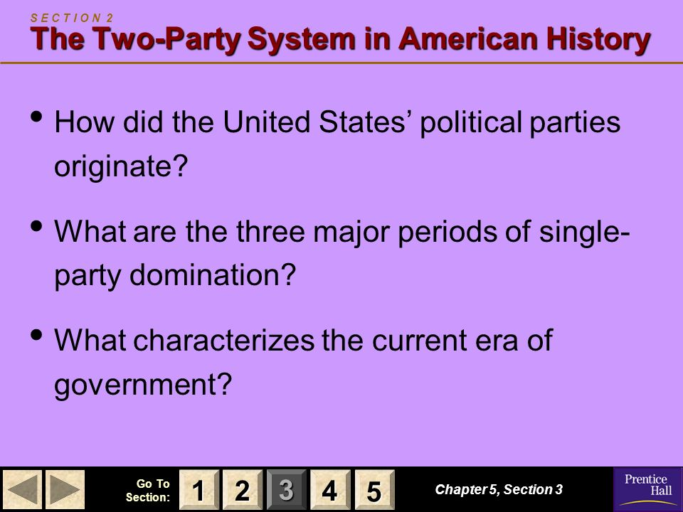 an overview of the two party system in american politics Political parties and elections the federal system it is probably more important than ever than both americans and non-americans understand the fundamentals of the american political the great weakness of the system is that it makes government slow, complicated and legalistic which is a.