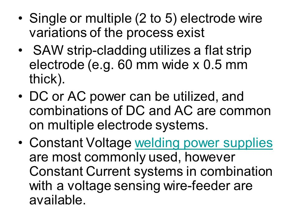 Awesome Welding Wire Size Chart Component - Electrical and Wiring ...