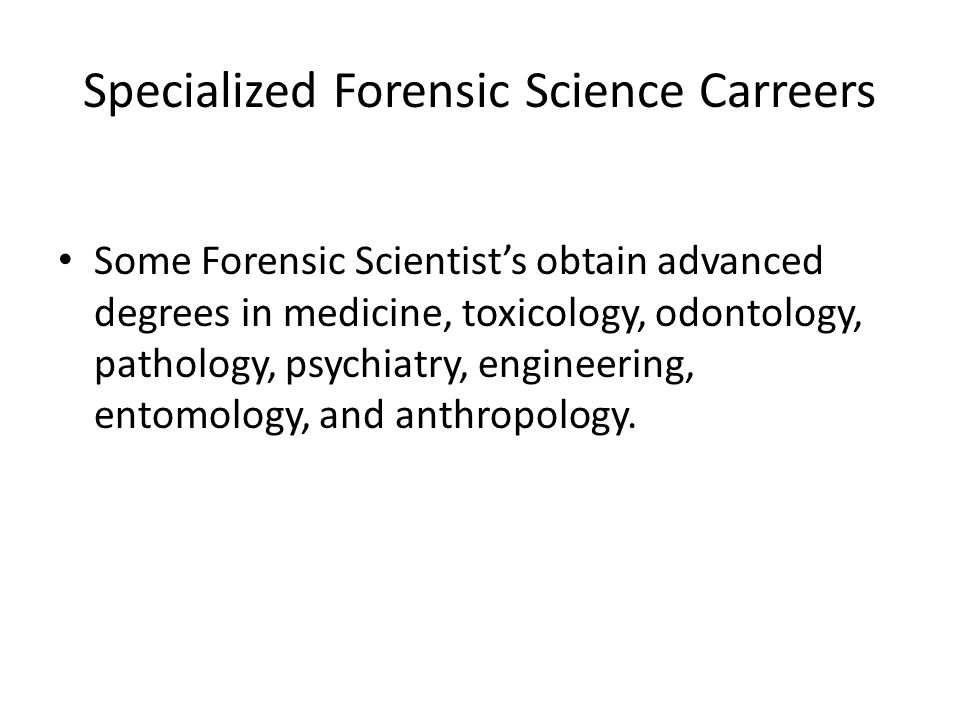 the forensic anthropologists skill in technology Forensic anthropologists maintain a skill set different from that of the average forensic pathologist, one that cross-cuts human osteology, archaeology, and comparative vertebrate anatomy the course begins with an overview of the history of forensic anthropology and a review of human osteology, in particular, we focus on the growth, structure.