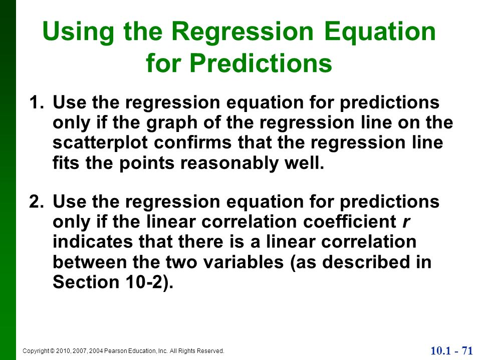 how to find the correlation coefficient using the regression statistics
