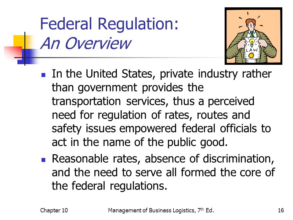 government regulation of business activities in united states The federal and state governments continue to impose ever-more burdensome regulations on businesses across the country overall, in 2014 alone, the obama administration imposed an estimated $1815 billion in proposed and final regulatory costs on the us economy according to a study by the.