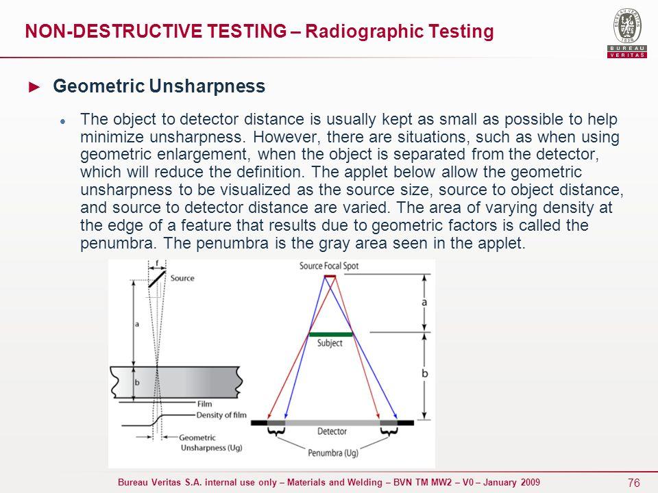 x ray non destructive testing pdf