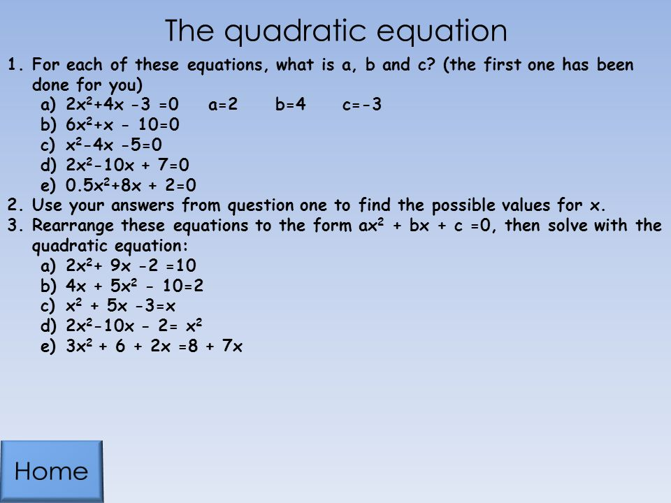 Maths Revision PowerPoint - ppt video online download