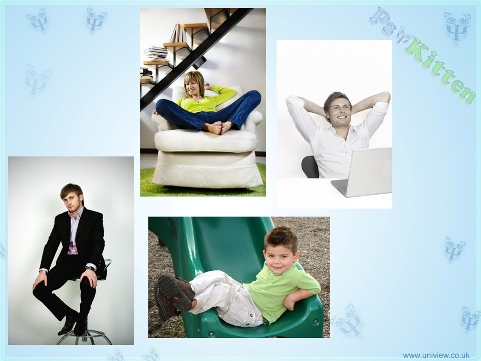 Open Posture Photos