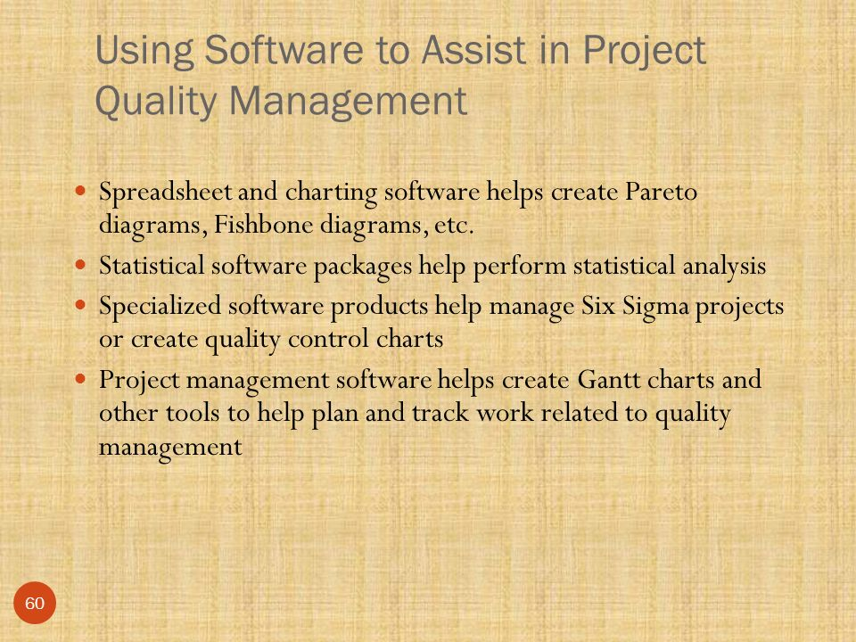 Week 9 project quality management ppt download using software to assist in project quality management ccuart Choice Image