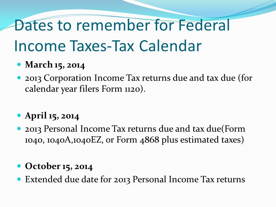 Federal quarterly taxes due dates in Australia