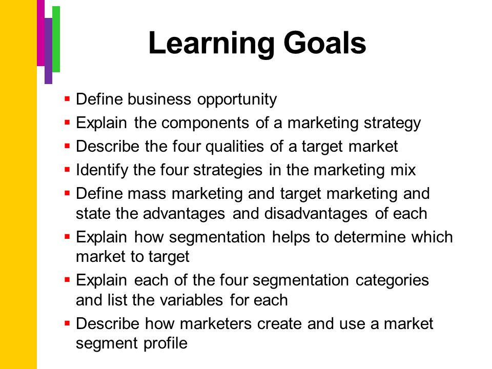 the four basic categories that define the business market Marketing mid term chapter 1-8 valarie king - belmont university study play  define market segmentation and discuss why market segmentation is important to the well-being of most companies  name the four major categories of business customers (pg 237-239 producers re-sellers governments.