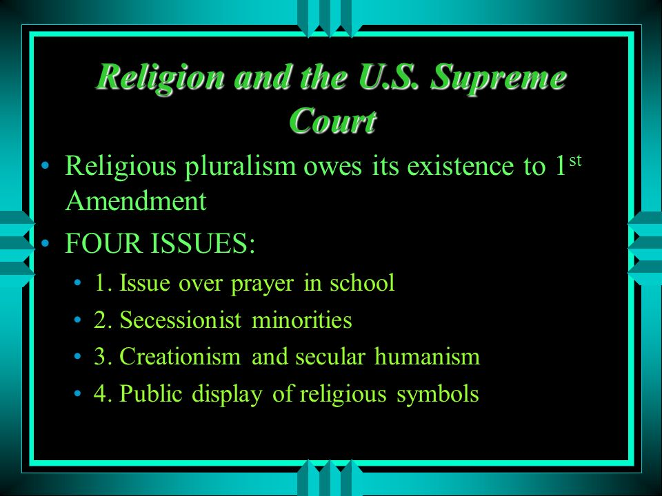 first amendment issues prayer in public school essay We are guaranteed by the first amendment the right for freedom of religion by this right, we as american citizens should be allowed to have prayer in the public schools and teachers should be allowed to teach religion courses trough the high school years.