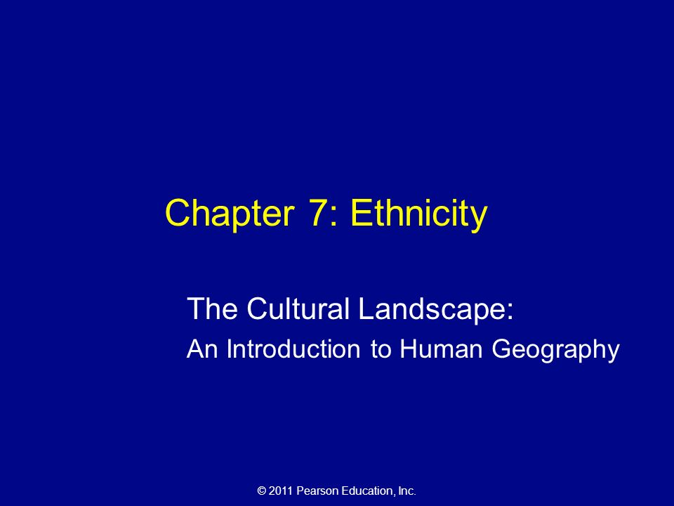 Cultural geography quotes