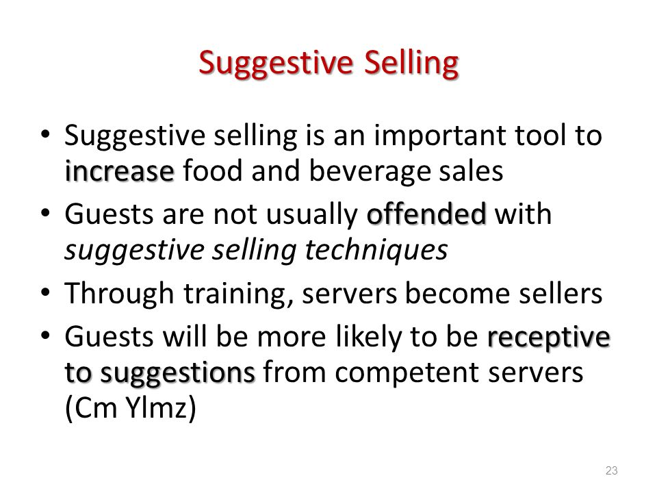 Restaurant Operations Ppt Download