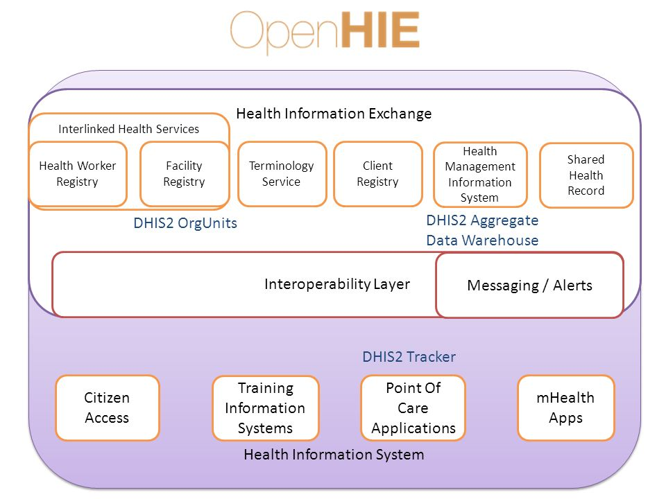 DHIS2 Interoperability - ppt download