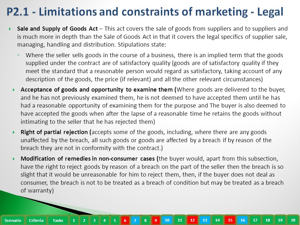 introduction to marketing p2 limitations and constraints Btec business level 3 unit 12 p1 and p2 - role of internet marketing 1 by chris m p1 describe the role that internet marketing has within a modern marketing context p2 describe how selected.