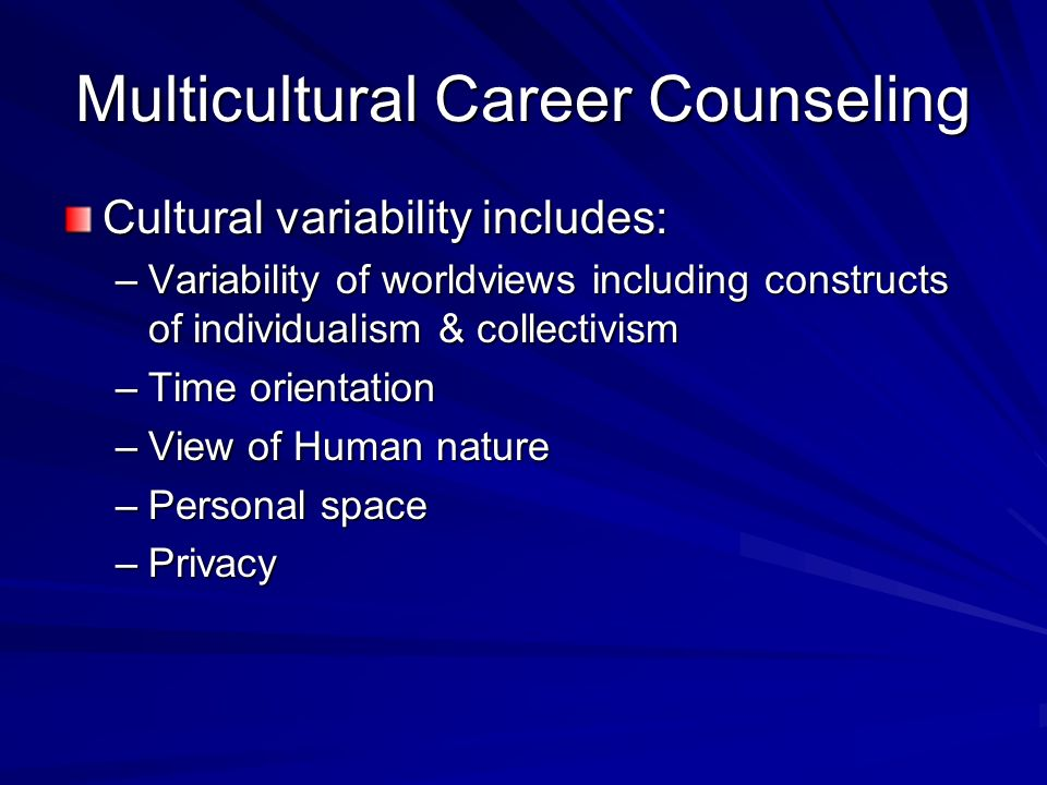 "multicultural counseling video analysis essay Multicultural counseling video analysis watch the ""multicultural counseling and psychotherapy"" video found in this week's electronic thesis paper,essay."