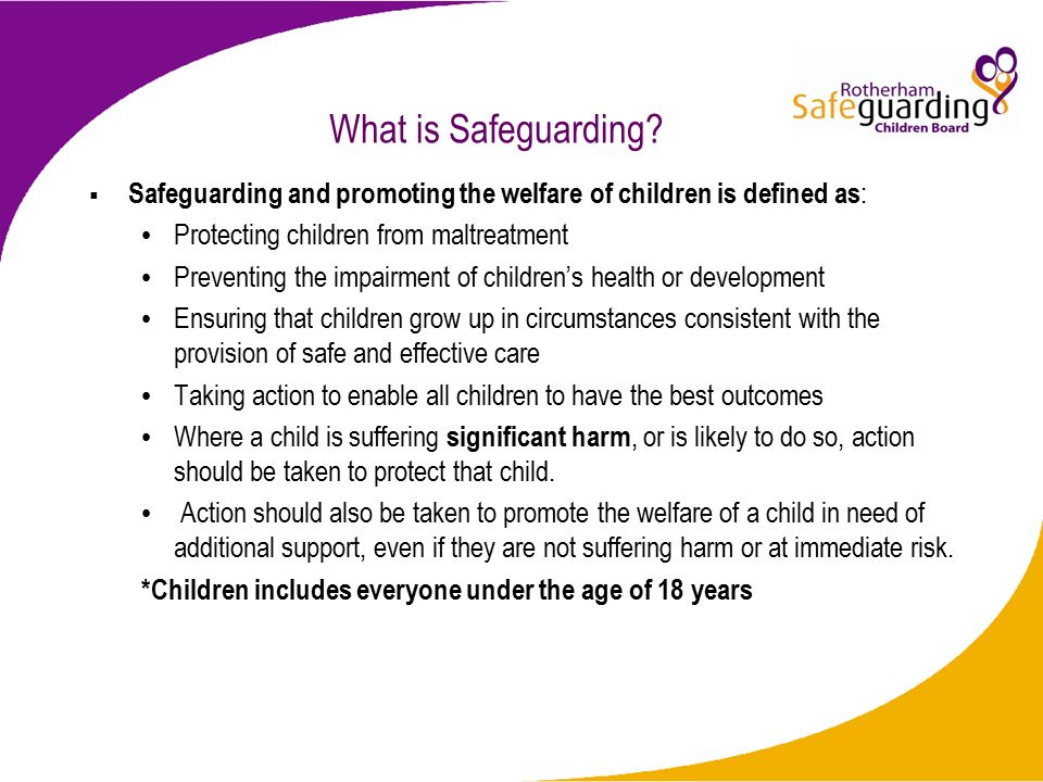 safeguarding the welfare or children and young people essay Text preview understanding safeguarding of children and young people ( for those working in the adult sector ) 1:1 some of the policies and procedures along with practices include : the children act 1989 allocated duties to local authorities, courts, parents and other agencies in the united kingdom, to ensure children are safeguarded and their welfare is promoted.