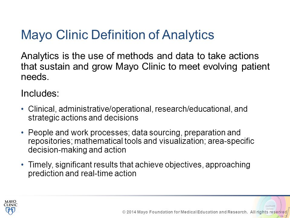 mayo clinic research objectives 2012 mayo foundation for medical education and research objectives mayo clinic seeks to combine knowledge.