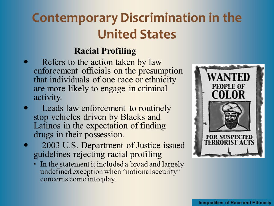 inequality in the united states legal system To gender in the criminal justice system united states department of state bureau of international narcotics and law enforcement affairs  gender inequality, and .