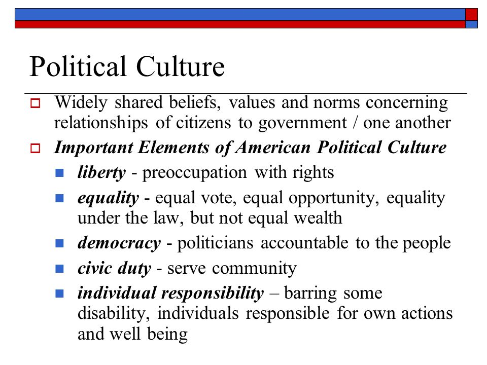 american values and beliefs pdf
