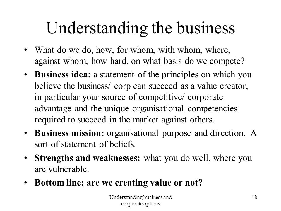understand the organisational purposes of businesses Usiness environment/organisational purposes of business task 1 organisational purposes of business this task requires you to show that you understand the.