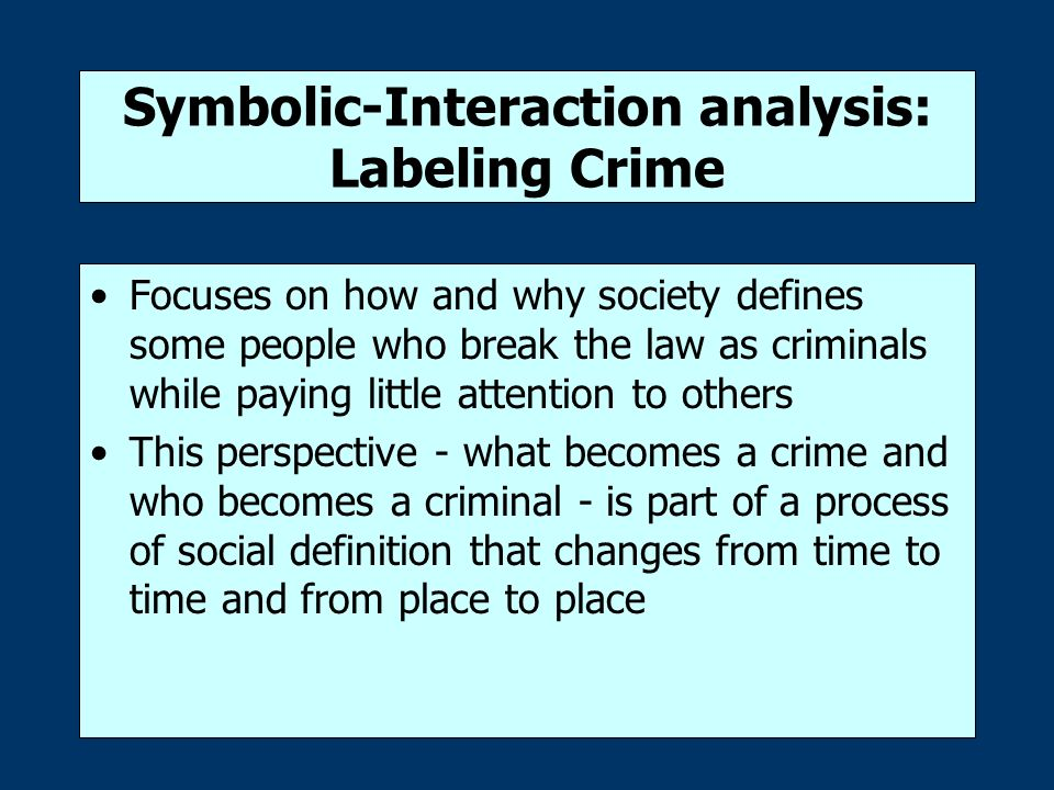 how society defines crime essay History of what is crime criminology essay print reference this   in our society it is the legal system that defines which acts are criminal and which are not a .