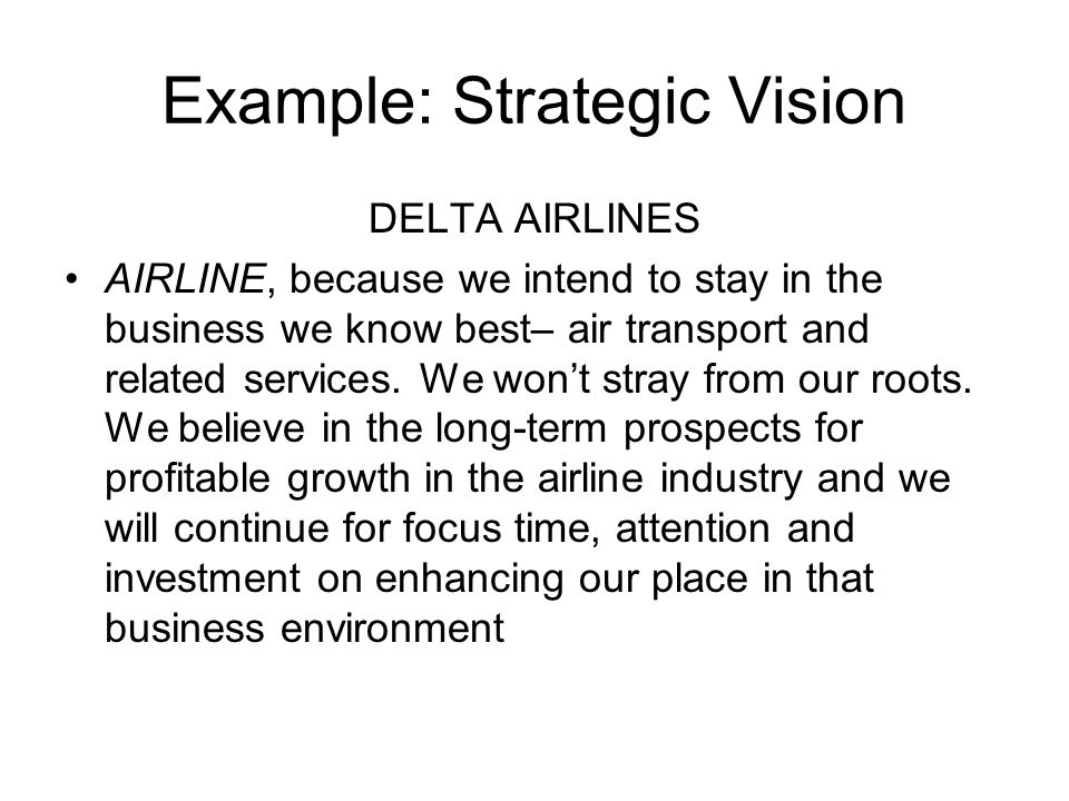 strategic vision for airtran airways Strategic airlines  airtran airways เซี่ยงไฮ้  vision airlines.