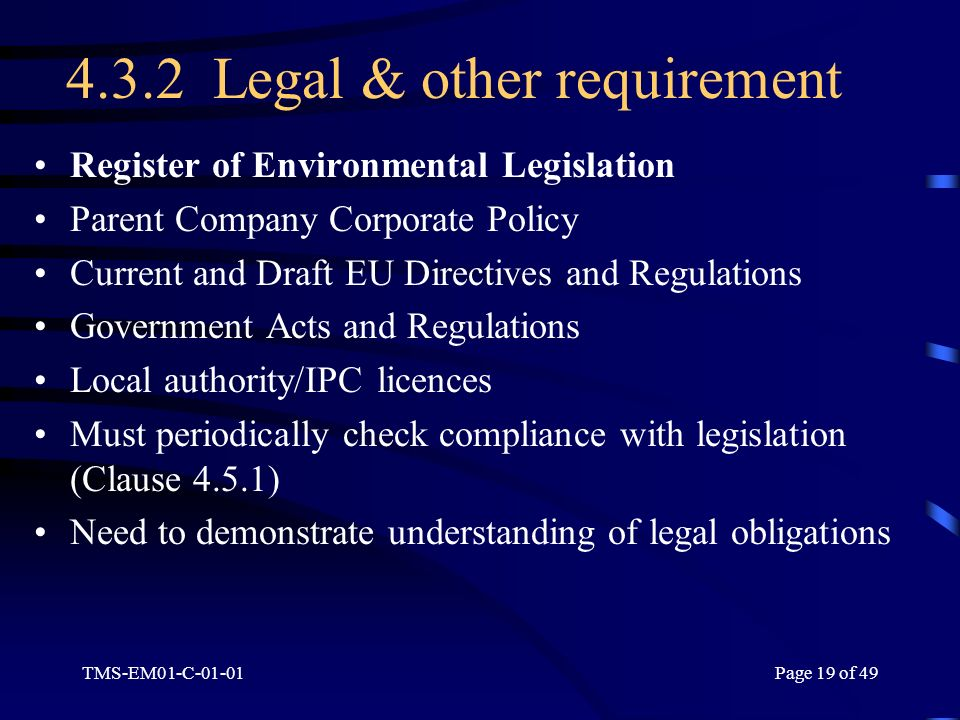legal compliance with un directives Regulations and directives are developed by usda to ensure compliance with all relevant federal laws, executive orders, directives, and policies usda directives the usda directives system is the on-line repository of all usda departmental regulations, notices, manuals, and secretary memoranda.