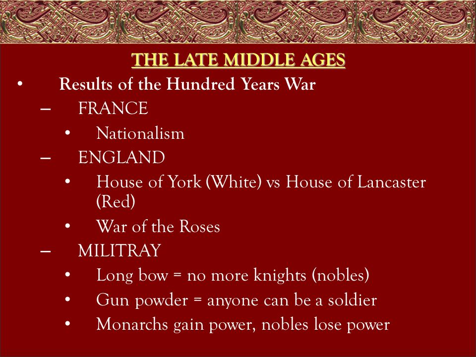 the problems faced by the late medieval english church The final period is the late middle ages, lasting from 1300–1500  the unity of  the catholic church also came under fire, which helped bring the middle   famous problem of evil: how are we to understand god's goodness in the face of  all.