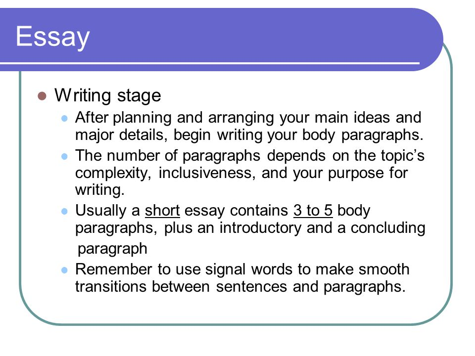 Compare and contrast essay examples for college students image 1