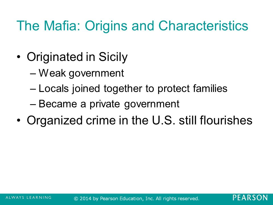 attributes of irish mafia essay I have no doubt about that the most common stereotypes about italians are : spaghetti, mafia, musical accent, gestures, romantic, loud, fashion, chaos – these are all words often used to describe italians and are in fact short definition of italianity.