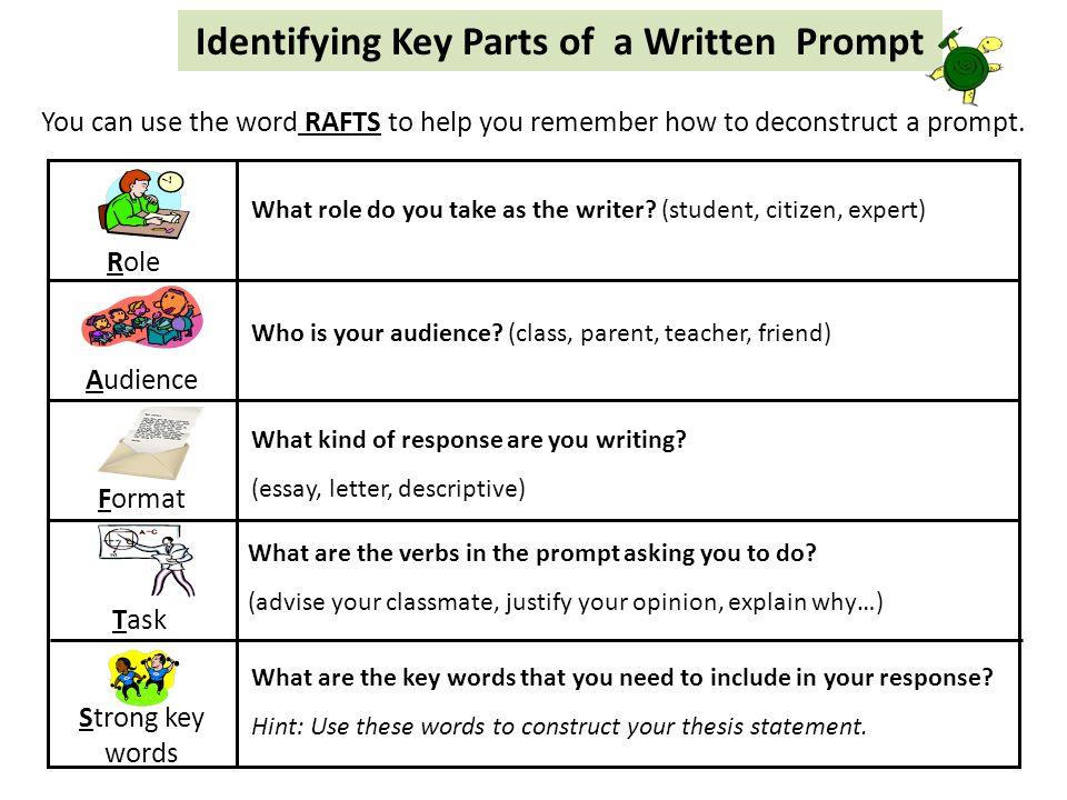 key parts of an essay An essay is a piece of writing that is written to convince someone of something or   the main parts (or sections) to an essay are the intro, body, and conclusion.