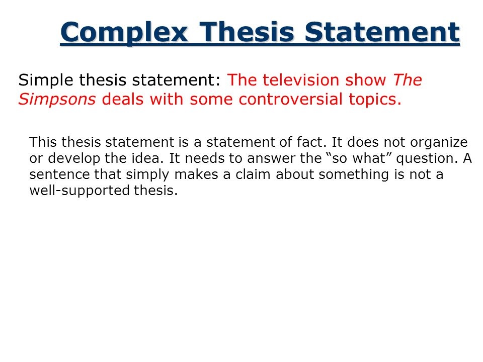 thesis statement about college Thesis statement basics i what is the purpose of a thesis statement a thesis statement informs the readers of the content, the argument, and often the direction of a.