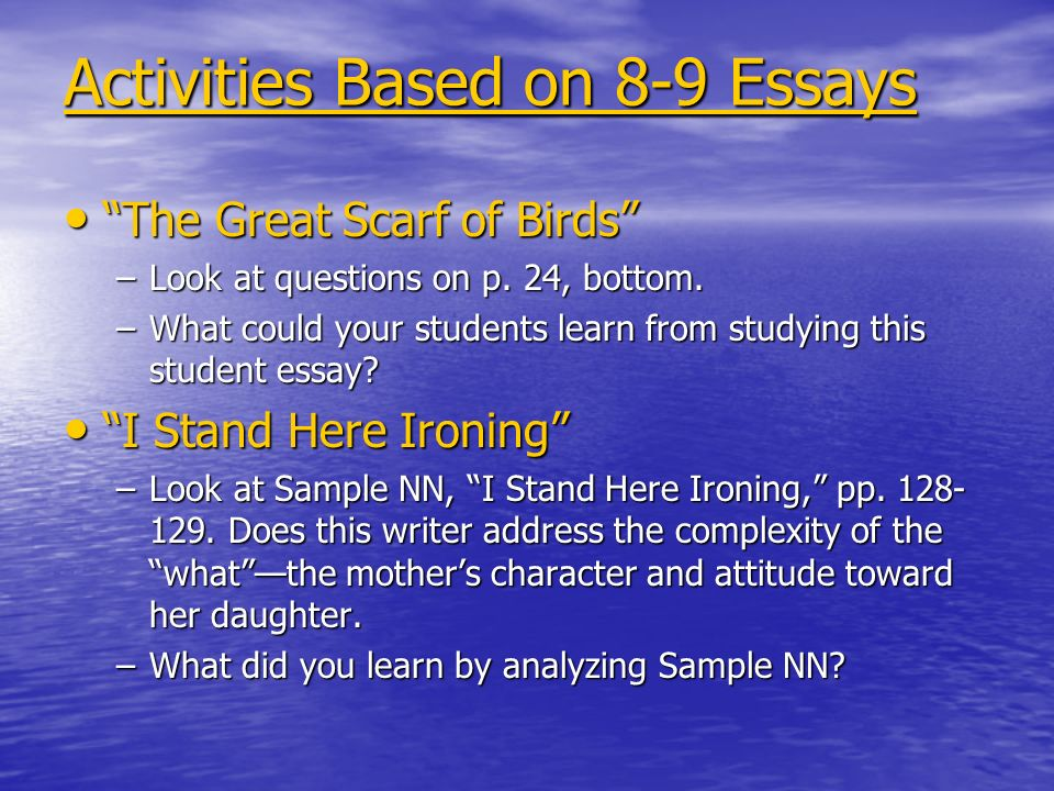 "review guided readings th th grade ""century quilt"" p ppt  activities based on 8 9 essays"