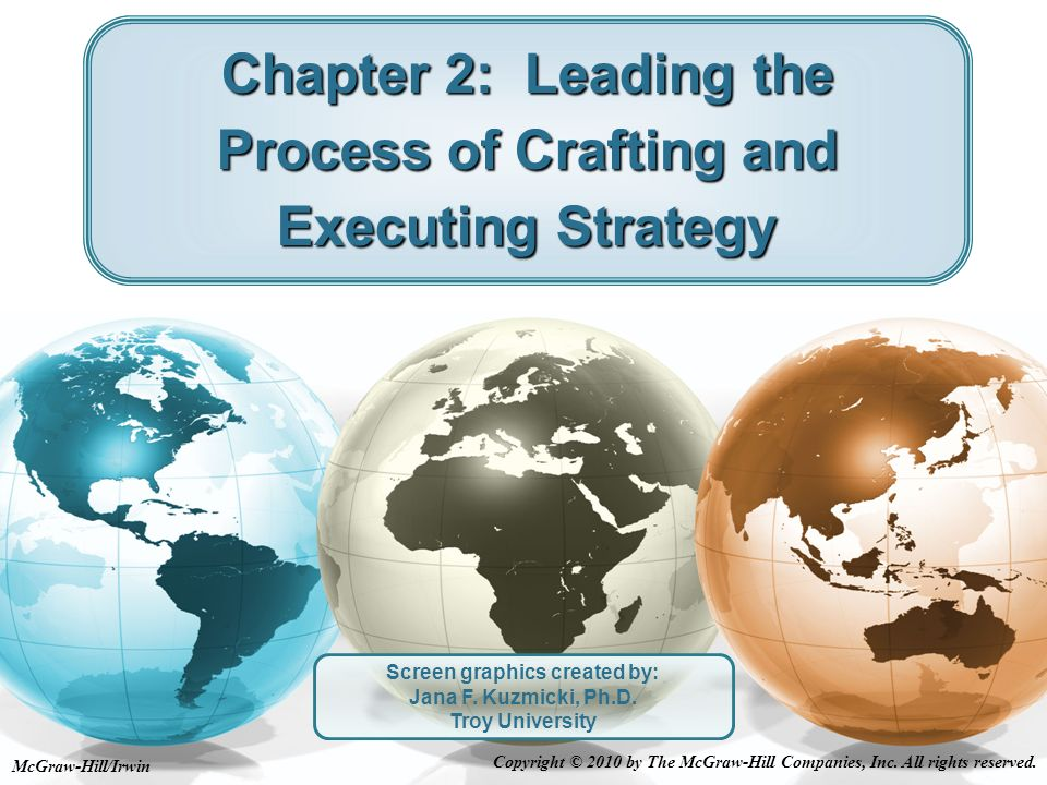 process for crafting a strategy Mgt 48j exam 1 study play which of the following is an integral part of the managerial process of crafting and executing strategy.