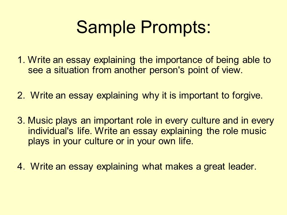 what makes a good leader essay essay writing ppt video online  essay writing ppt video online what makes a great leader sample prompts 1 write an essay